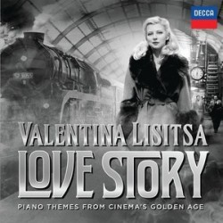 Valentina Lisitsa - Love Story - Piano Themes From Cinema's Golden Age
