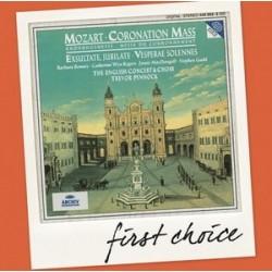 Mozart - Coronation Mass - Pinnock
