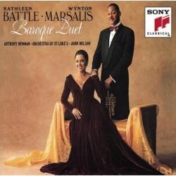 Battle - Marsalis - Baroque Duet