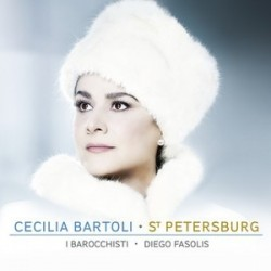Cecilia Bartoli - St. Petersburg - ltd