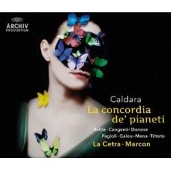 Caldara - La concordia de pianeti - Marcon