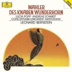 Mahler - Des Knaben Wunderhorn - Bernstein