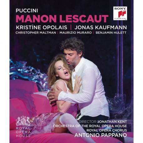 Puccini - Manon Lescaut - Pappano
