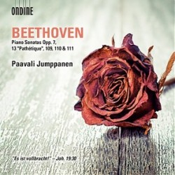 Beethoven - Piano Sonatas Volume 5 - Jumppanen