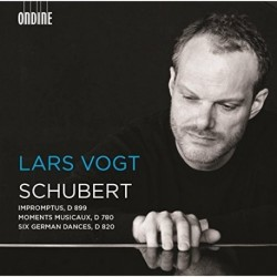 Lars Vogt plays Schubert