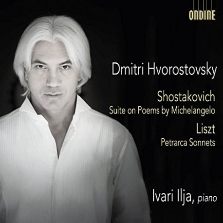 Hvorostovsky sings Liszt and Shostakovich