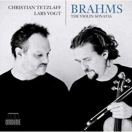 Brahms - The Violin Sonatas