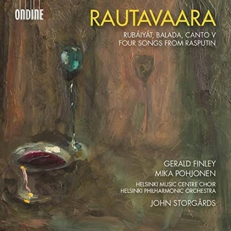 Rautavaara - Rubaiyat