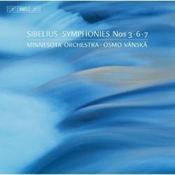 Sibelius - Symphonies - Vänskä
