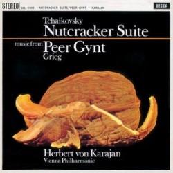 Tchaikovsky - Grieg - Nutcracker Suite - Karajan