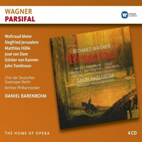 Wagner - Parsifal - Barenboim