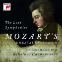 Mozart - Symphonies 39 - 41 - Harnoncourt