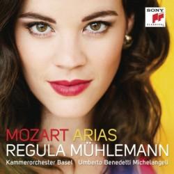 Mozart - Arias - Mühlemann