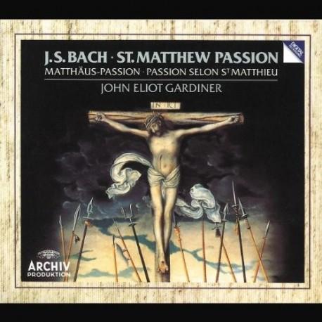 Bach J.S. - St. Matthew Passion