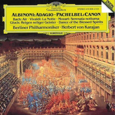Albinoni - Adagio - Karajan