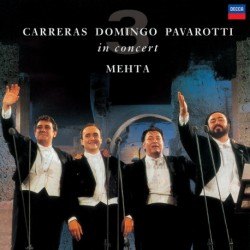 The 3 Tenors in Concert - Carreras - Domingo - Pavarotti