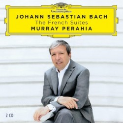 Bach js - French Suites - Perahia