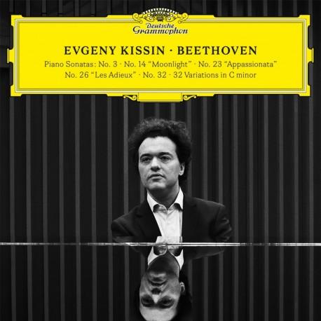 Evgeny Kissin - Beethoven - Vinyl Edition