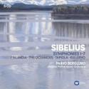 Sibelius - Symphonies 1 - 7 - Berglund