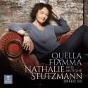 Nathalie Stutzmann - Quella Fiamma - Arie Antiche
