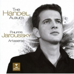 Jaroussky - The Handel Album