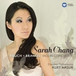 Bruch - Brahms - Violin Concertos - Chang