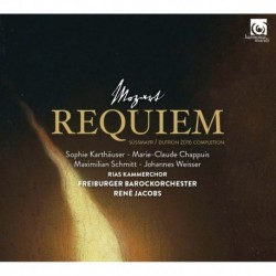 Mozart - Requiem - Jacobs