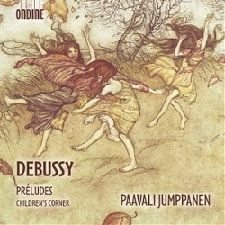 Debussy - Preludes - Jumppanen