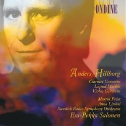 Hillborg - Clarinet Concerto - Frost