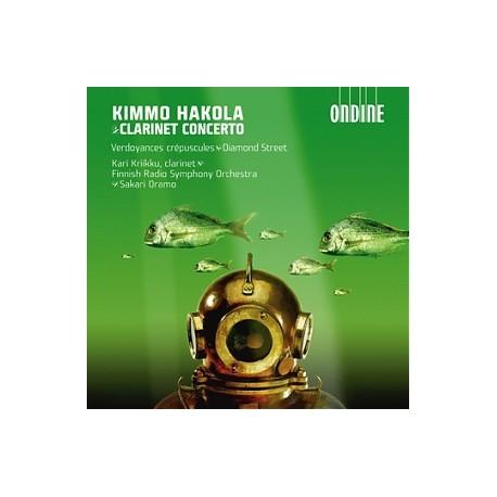 Hakola - Clarinet Concerto - Kriikku