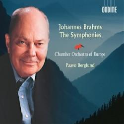 Brahms - The Symphonies - Berglund