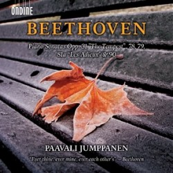 Beethoven - Piano Sonatas - Jumppanen
