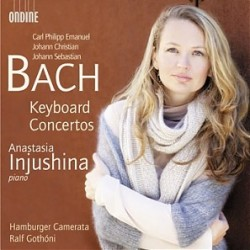 Bach - Keyboard Concertos - Injushina