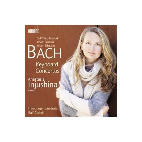Bach - Keyboard Concertos - Injushina