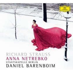 Strauss R. - Four Last Songs - Netrebko - Barenboim