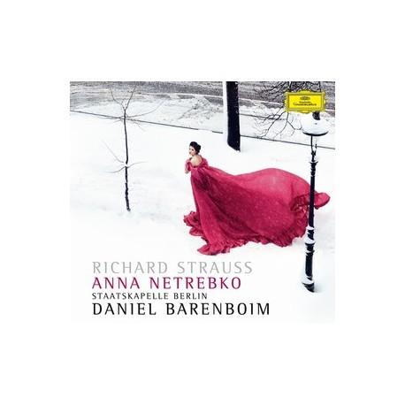 Strauss - Four Last Songs - Netrebko - Barenboim