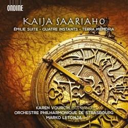 Saariaho - Quatre Instants - Letonja