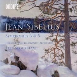 Sibelius - Symphonies 3 & 5 - Segerstam