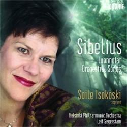 Sibelius - Luonnotar - Isokoski - Segerstam