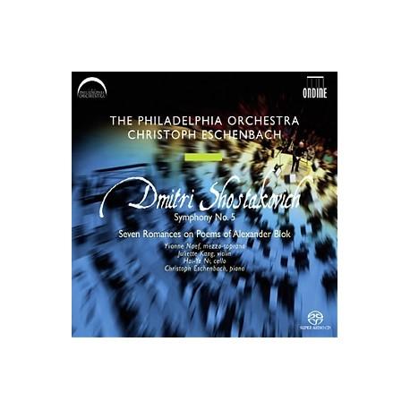 Shostakovich - Symphony No. 5 - Eschenbach