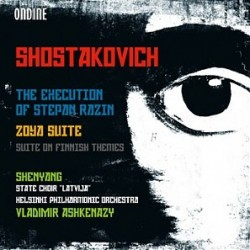 Shostakovich - The Execution of Stepan Razin - Ashkenazy