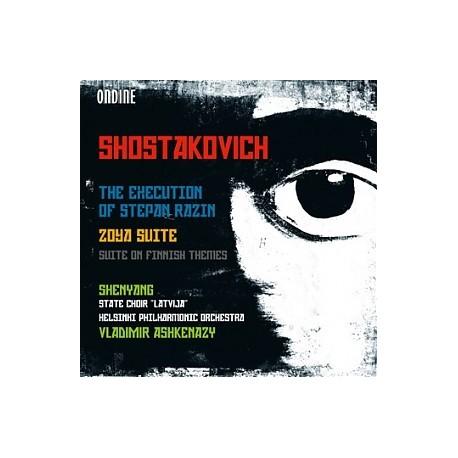 Shostakovich - The Execution of Stepan Razin - Ashkenazy