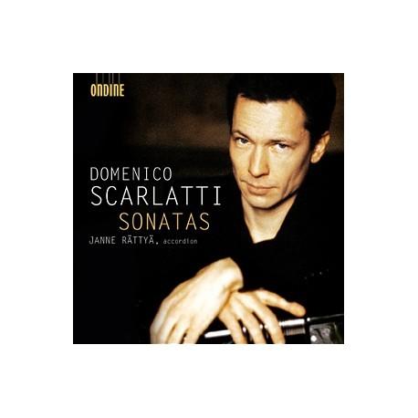 Domenico Scarlatti - Sonatas - Rättyä