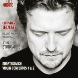 Shostakovich - Violin Concertos 1 & 2 - Tetzlaff - Storgards