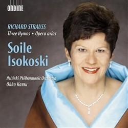 Strauss R. - Three Hymns - Isokoski - Kamu