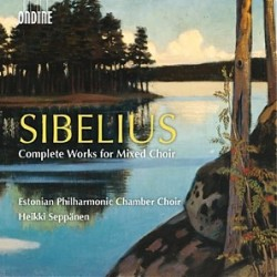 Sibelius - Complete Works for Mixed Choir - Seppänen