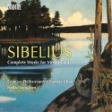 Sibelius - Complete Works for Mixed Choir - Seppänen