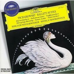Tchaikovsky - Ballet Suites - Rostropovich