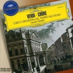 Verdi - Choruses - Abbado