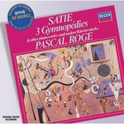 Satie - 3 Gymnopedies - Roge